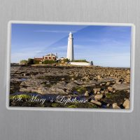 St Marys Lighthouse Magnet