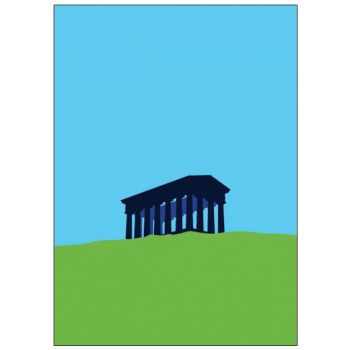Penshaw Monument Card