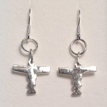 Angel Of The North Earrings Jewellery