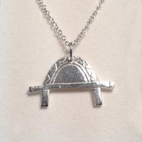 Tyne Bridge Pendant North East Jewellery