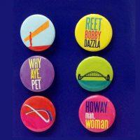 North East Badges
