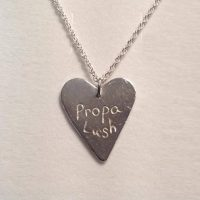 Propa Lush Pendant North East Jewellery