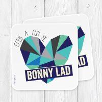 North East Gifts Bonny Lad Coaster