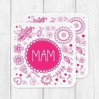 North East Gifts Mam Coaster