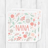 North East Gifts Nana Coaster