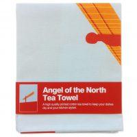Angel Of The North Tea Towel 2