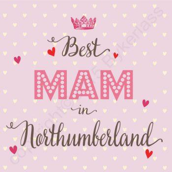 Best Mam in Northumberland