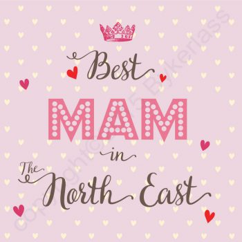 Best Mam in The North East