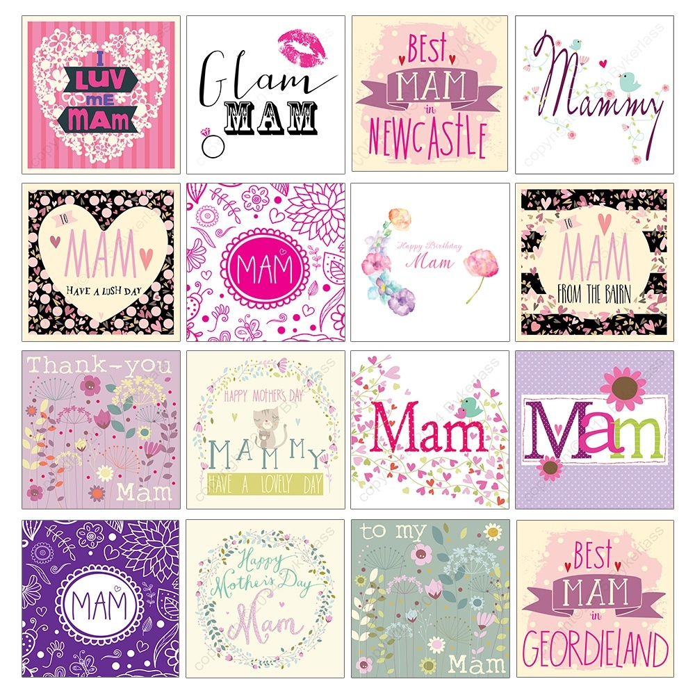 Mam Cards North East Gifts