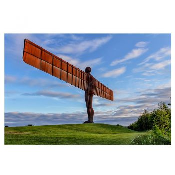 Photo Card Angel of the North