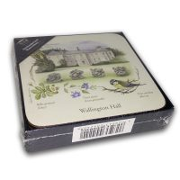 Northumberland Watercolour Coasters