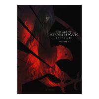Atomhawk Volume 1 Concept Art Book