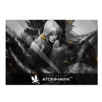 Atomhawk Volume 2 Concept Art Book The Realm