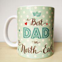 Best Dad - NE Mug