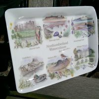 Northumberland Watercolours Scatter Tray