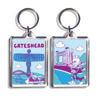 Gateshead Keyring