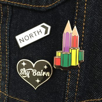 Pin Club North East Pin Badge Collection
