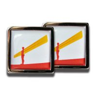 Angel Of The North Cufflinks