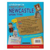 Childrens History Newcastle UponT yne Book