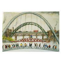 Lowry Tyne Bridges