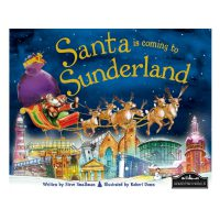 Santa Is Coming To Sunderland Book