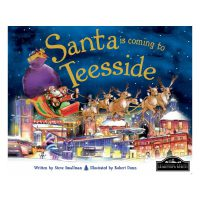 Santa Is Coming To Teesside Book
