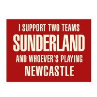 Sunderland Supporters Magnet