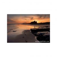 Bamburgh Castle Photo Print