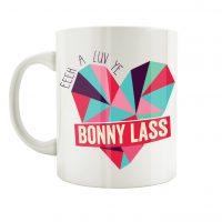 North East Gifts Bonny Lad Mug