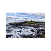 Dunstanburgh Castle Print