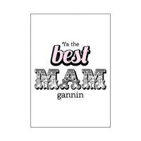 Blunt Cards Best Mam Gannin
