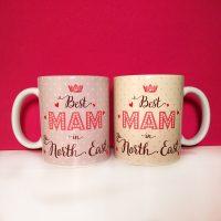 Best Mam North East Mug