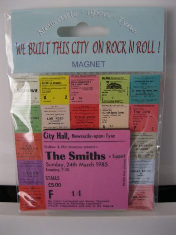 City Hal Magnet Smiths