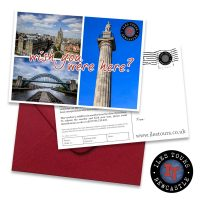 Newcastle Guided Tour Gift Voucher