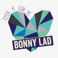 Bonny Lad North East Vakentines Card