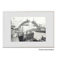 Building Tyne Bridge William Fawkes