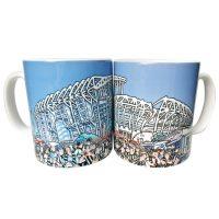 Newcastle United St James' Park Mug