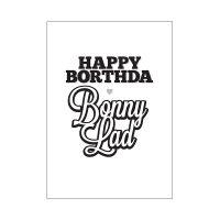 Happy Borthda Bonny Lad