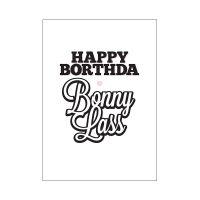 Happy Borthda Bonny Lass