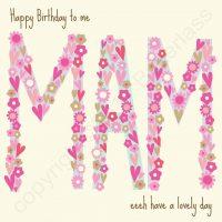 Happy Birthday To Me Mam G20v2