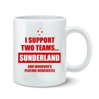 Sunderland Supporters Mug