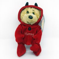 Bad Taste Bears Plush Toy Horny