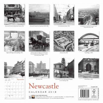 Newcastle Heritage Calendar 2018