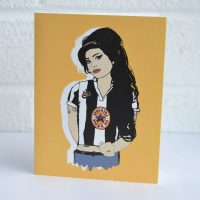 Geordie Amy Winehouse Bug Designs