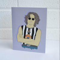 Geordie John Lennon Bug Designs