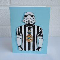 Geordie Storm Trooper Bug Designs