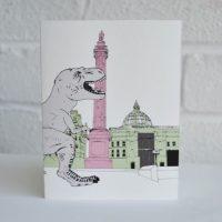 Monumental Predator Card Bug Designs