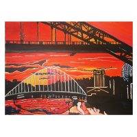 Sarah Milburn Tyne Bridges