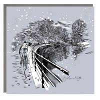 Morpeth Riverside Christmas Card