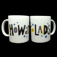Howay The Lads Geordie Mug